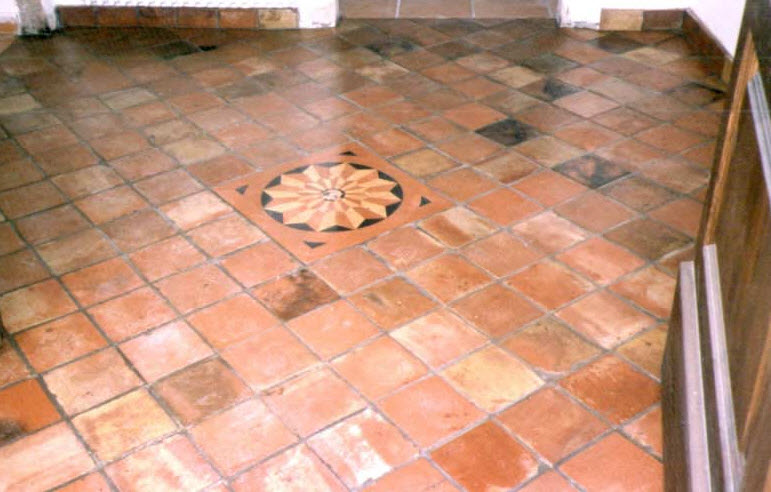Pavimenti in cotto - Pulire cotto interno ...