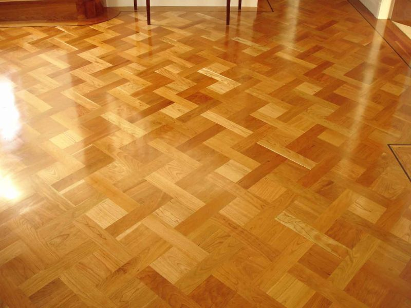 Differenze tra parquet in legno massello e parquet prefinito